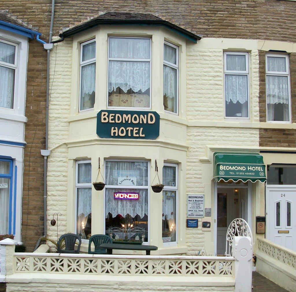 ベッドモンド ホテル
