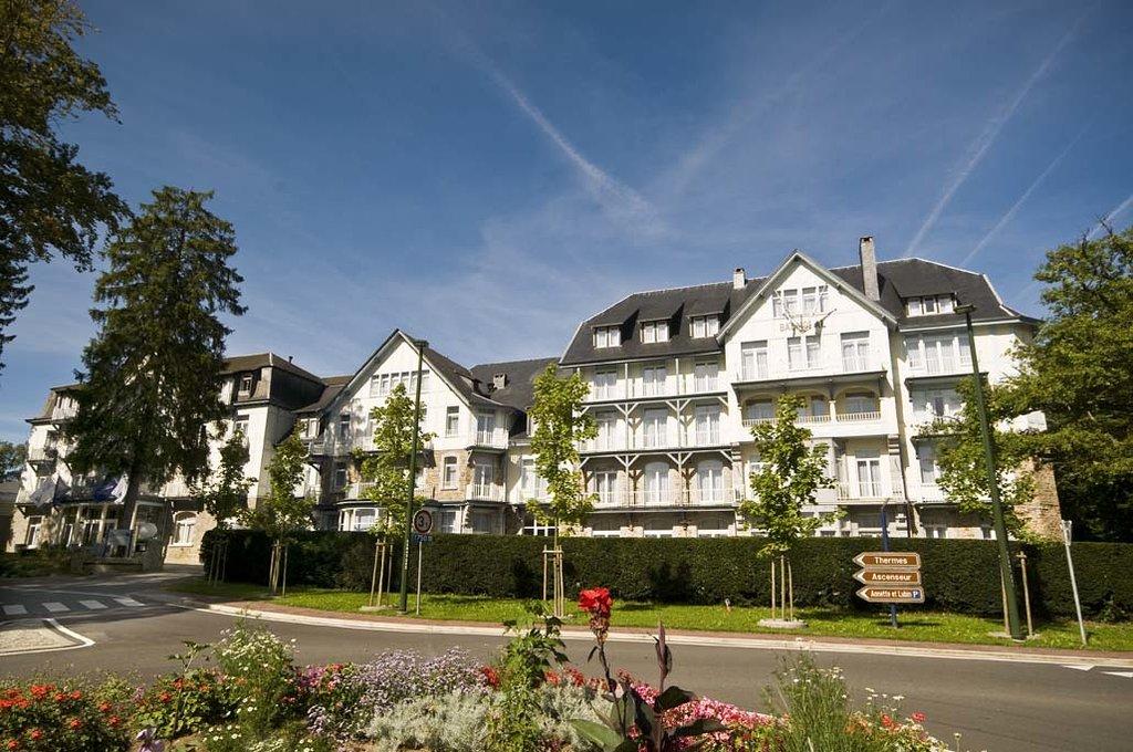 Radisson Blu Balmoral Hotel, Spa