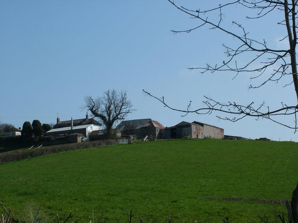 Harmshay Farm B & B