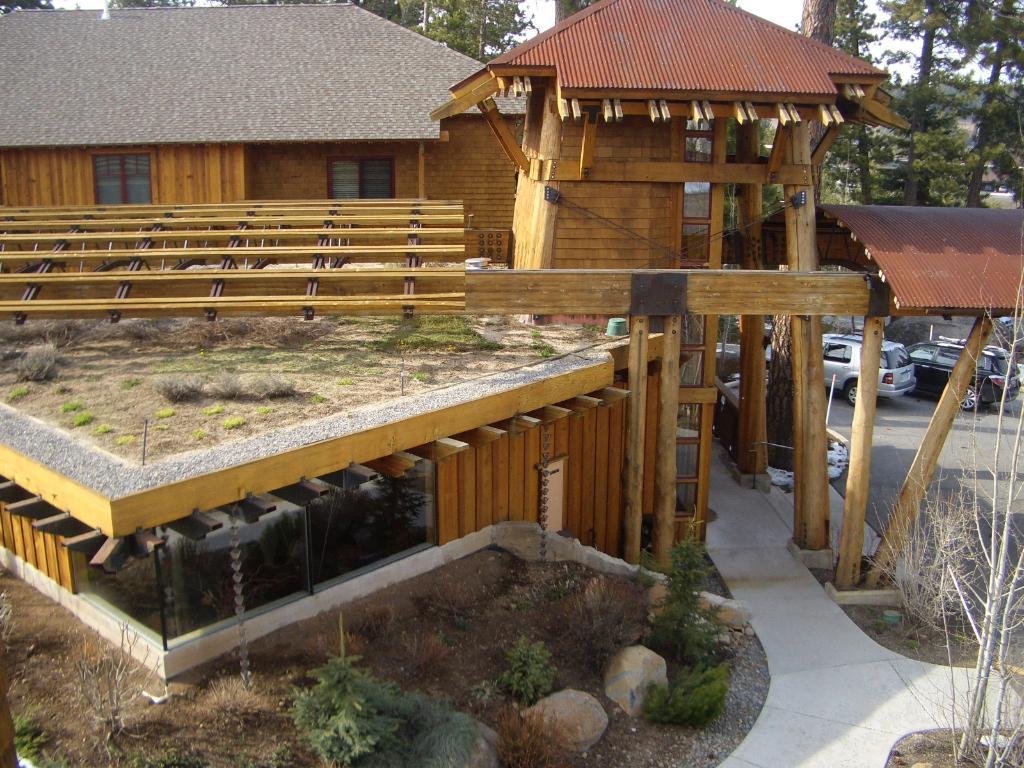 The Cedar House Sport Hotel