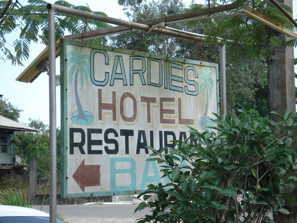 Cardie's Hotel