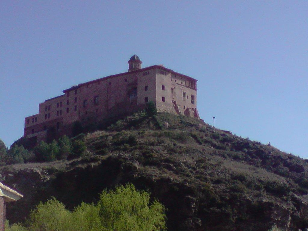Hospederia Castillo Papa Luna