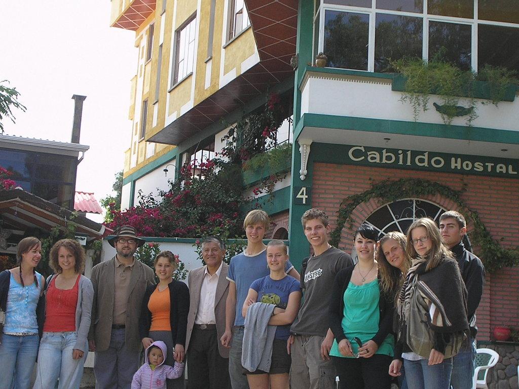 Cabildo Hostel