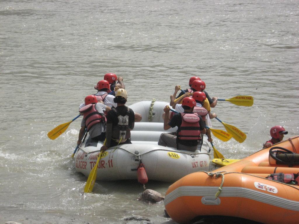 Camp Rafting Masti Rishikesh