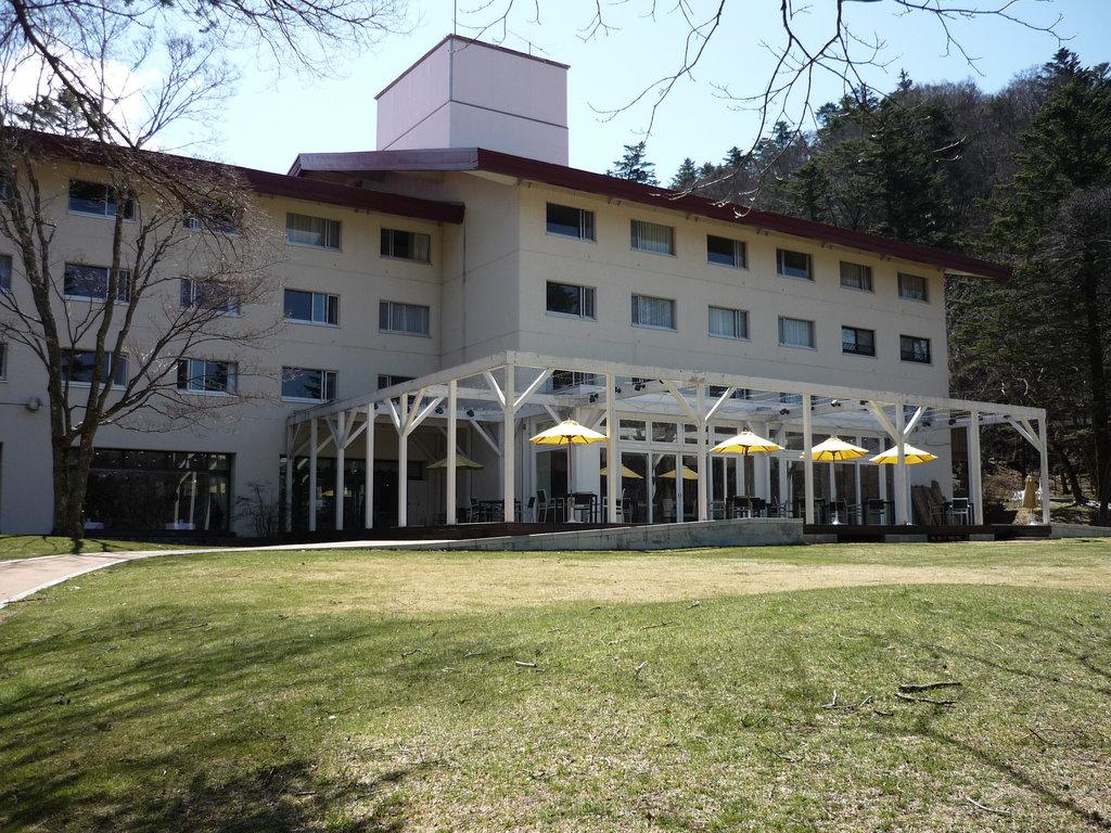 日光湖畔飯店