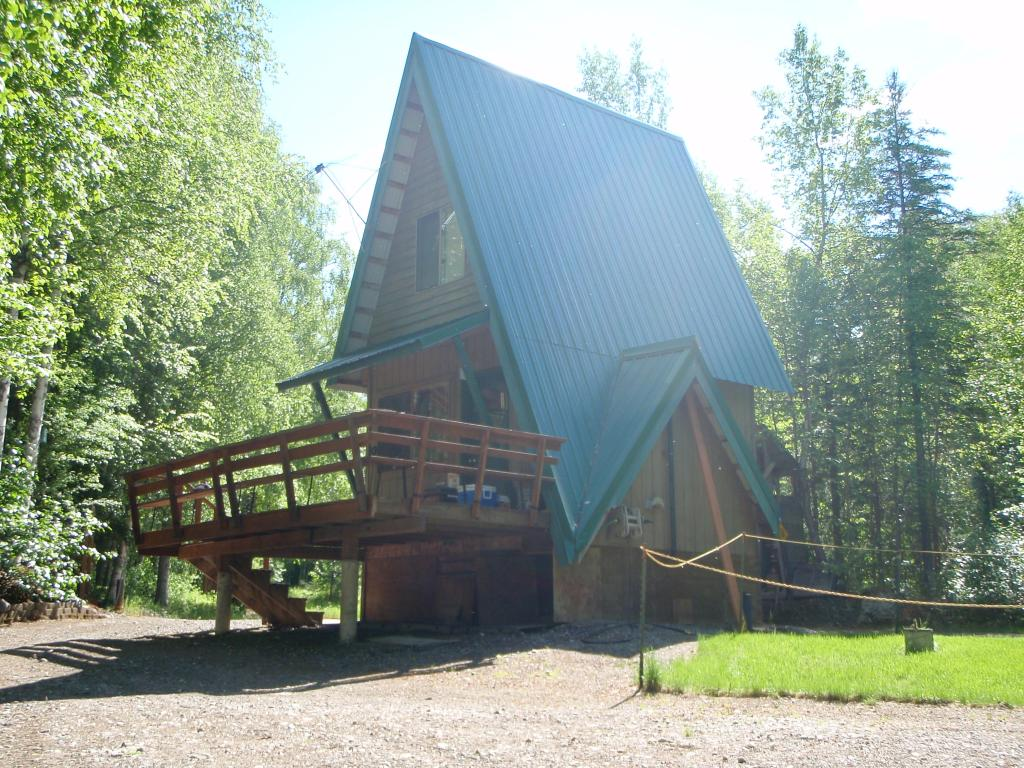 Alaska's Winter Park Cabins