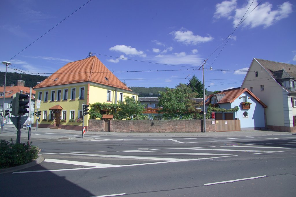 Hotel Rose Heidelberg
