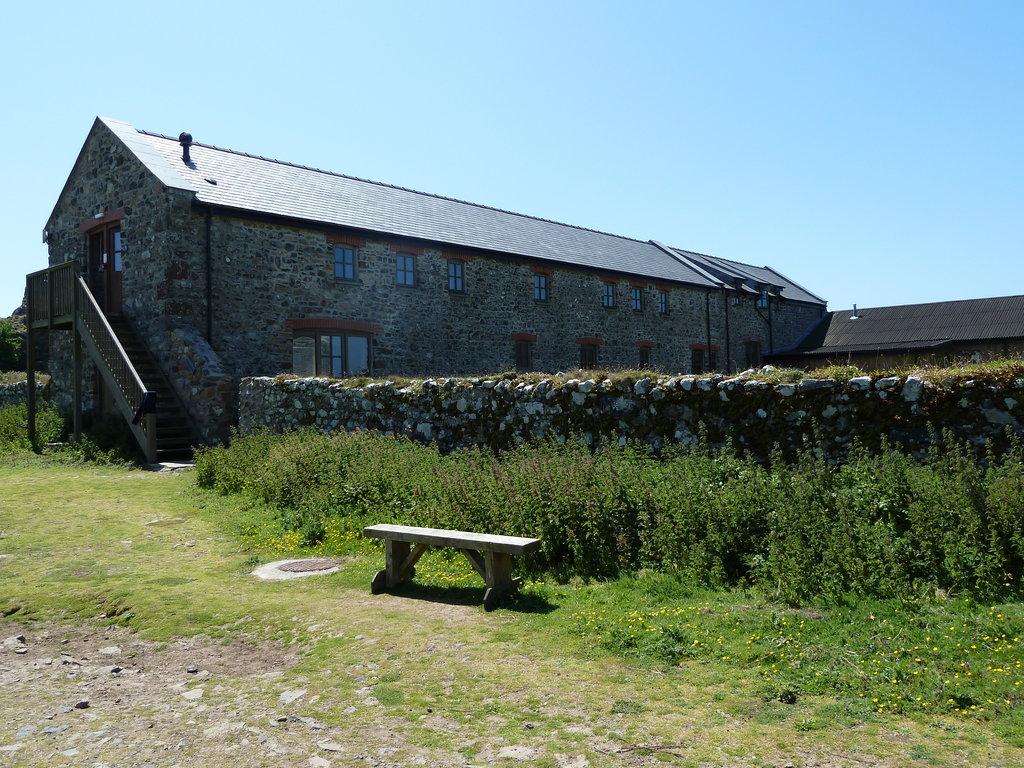 Skomer Island Accommodation