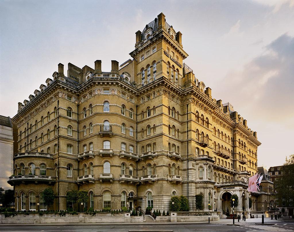 倫敦郎豪酒店
