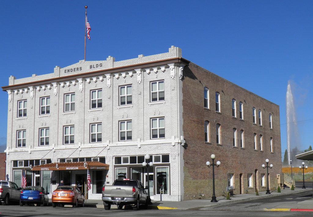 Enders Hotel & Museum