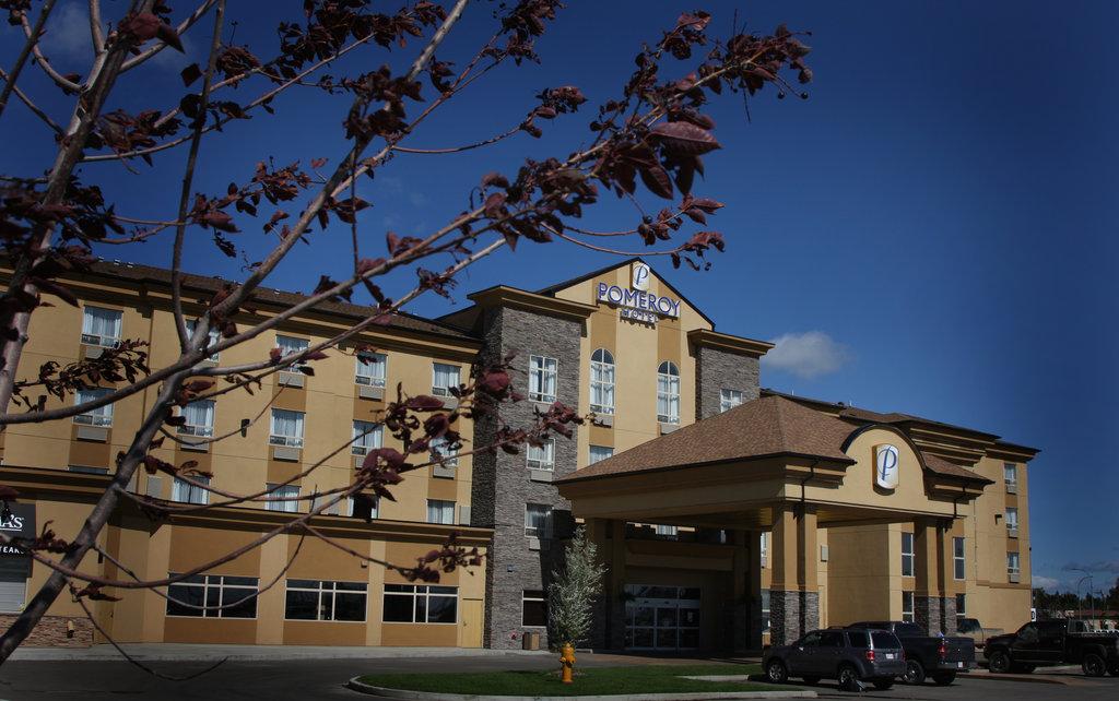 Pomeroy Hotel