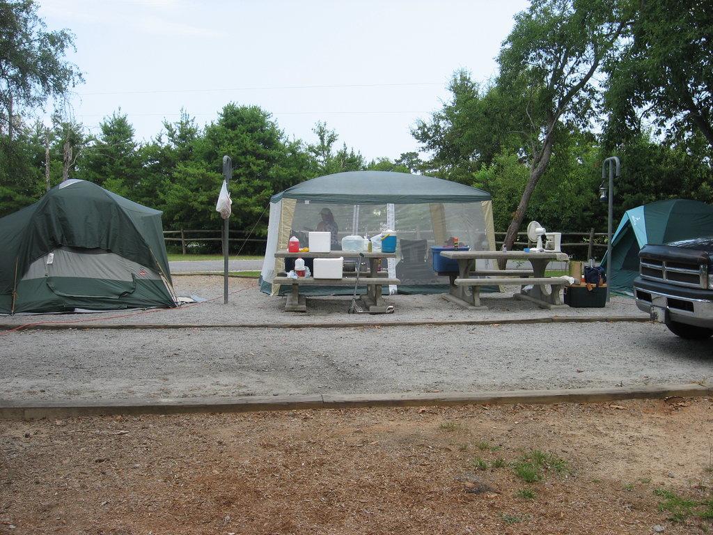 Georgia Veterans Memorial State Park Camping