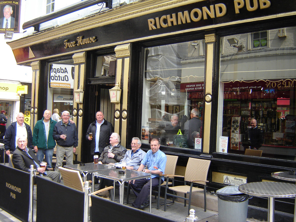The Richmond Pub & Hotel