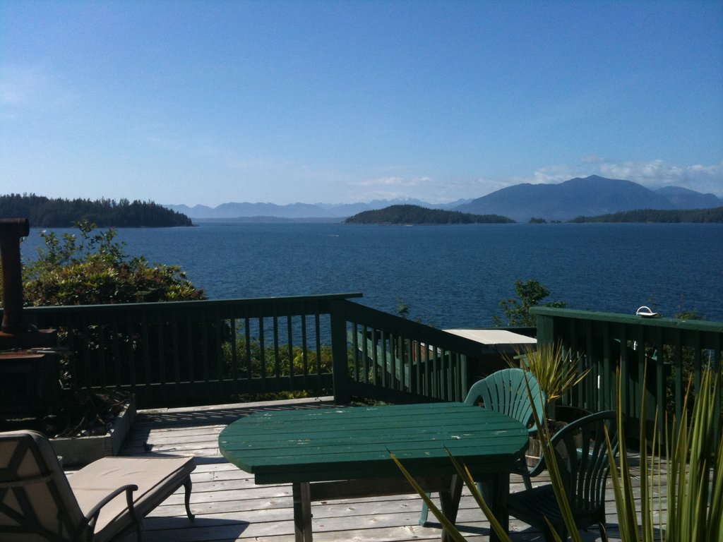 Tyee Resort and Fishing Lodge