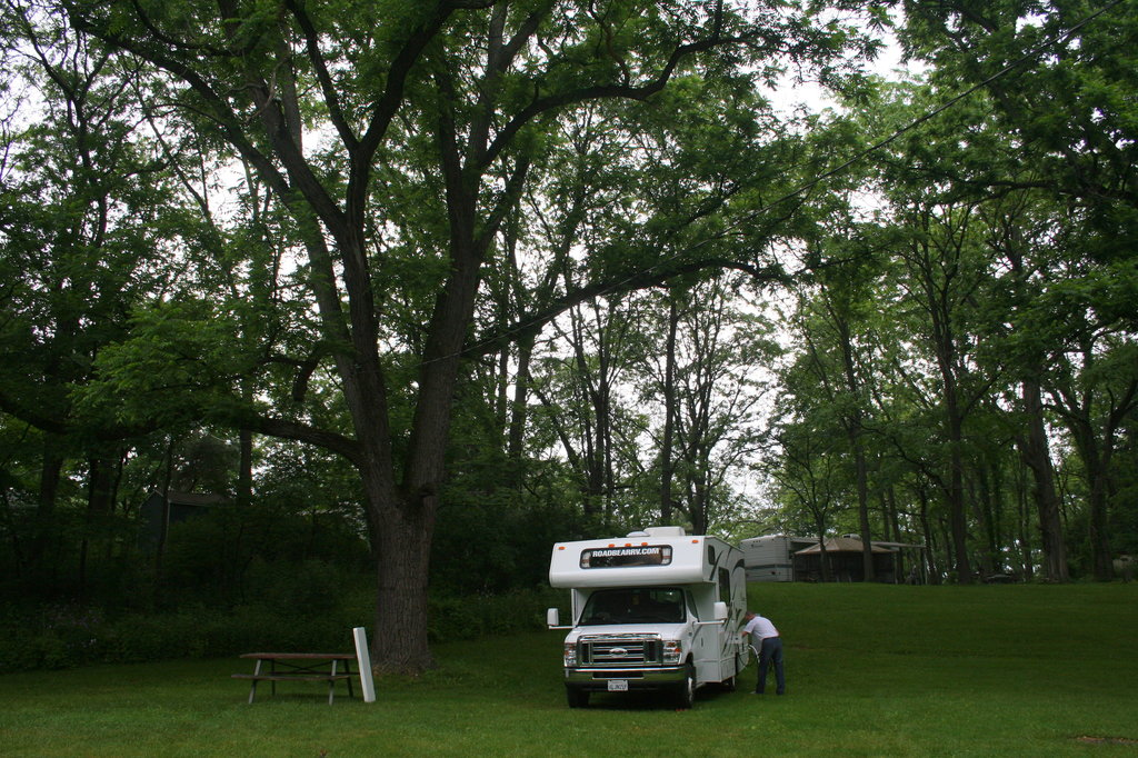 Spruce Row Campground & RV Park