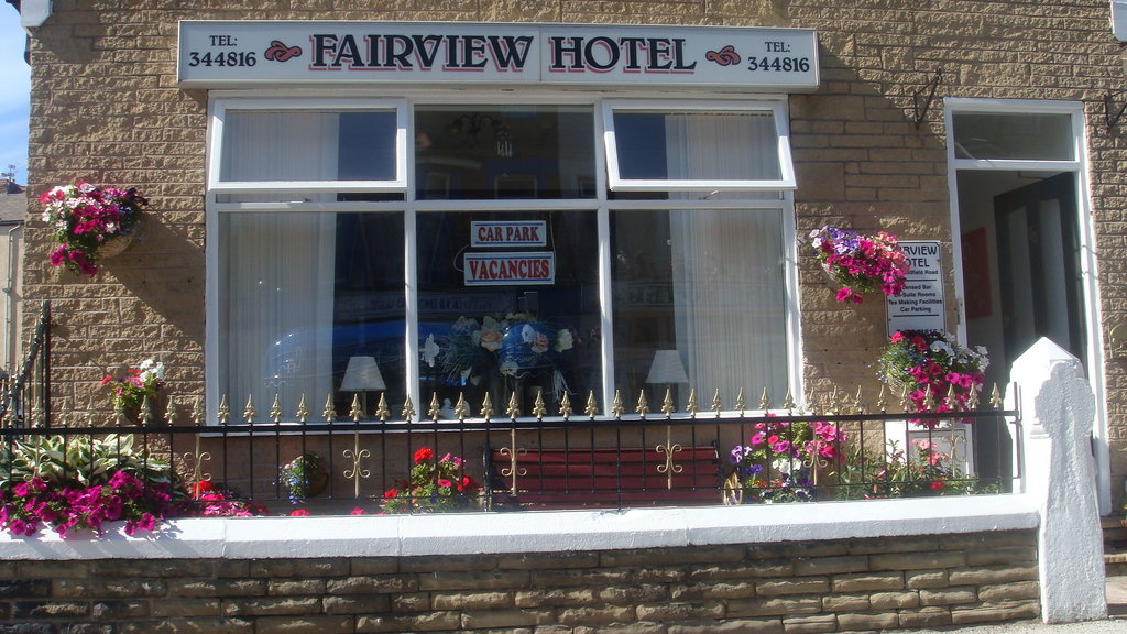 The Fairview Hotel Blackpool