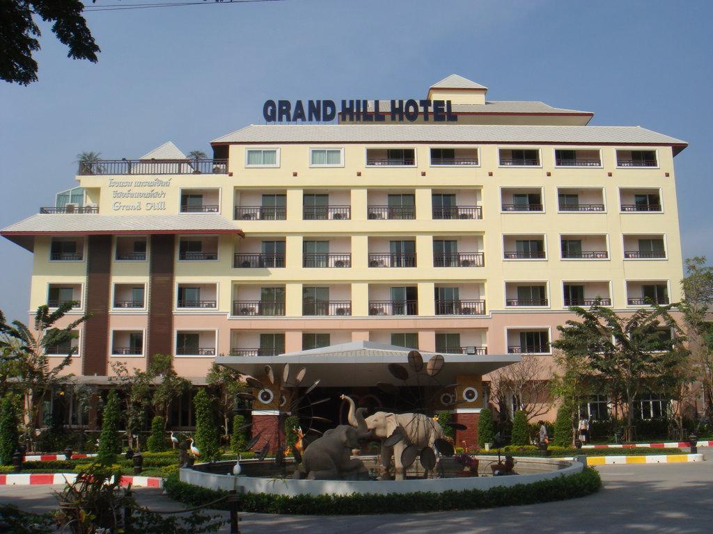 โรงแรมแกรนด์ ฮิลล์ รีสอร์ท แอนด์ สปา