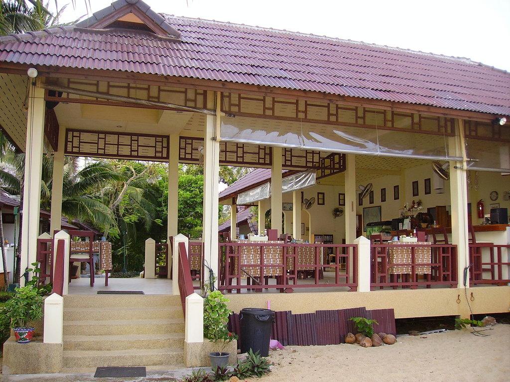 Maenam Buri Resort
