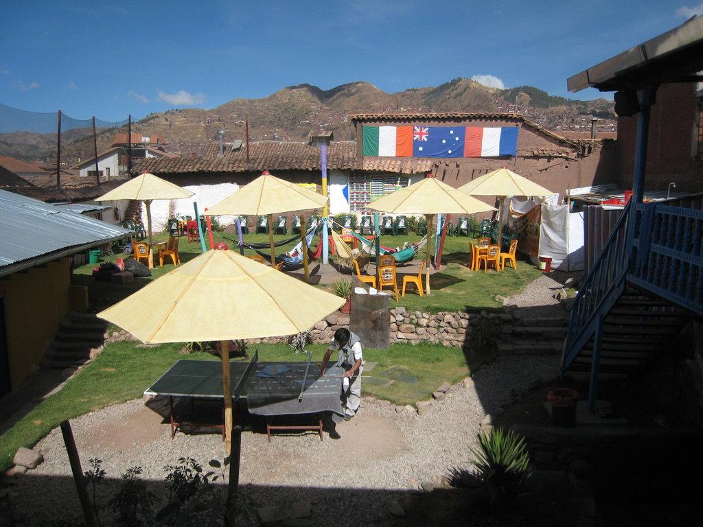 The Point Cusco