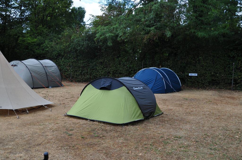 Camping de Vidy