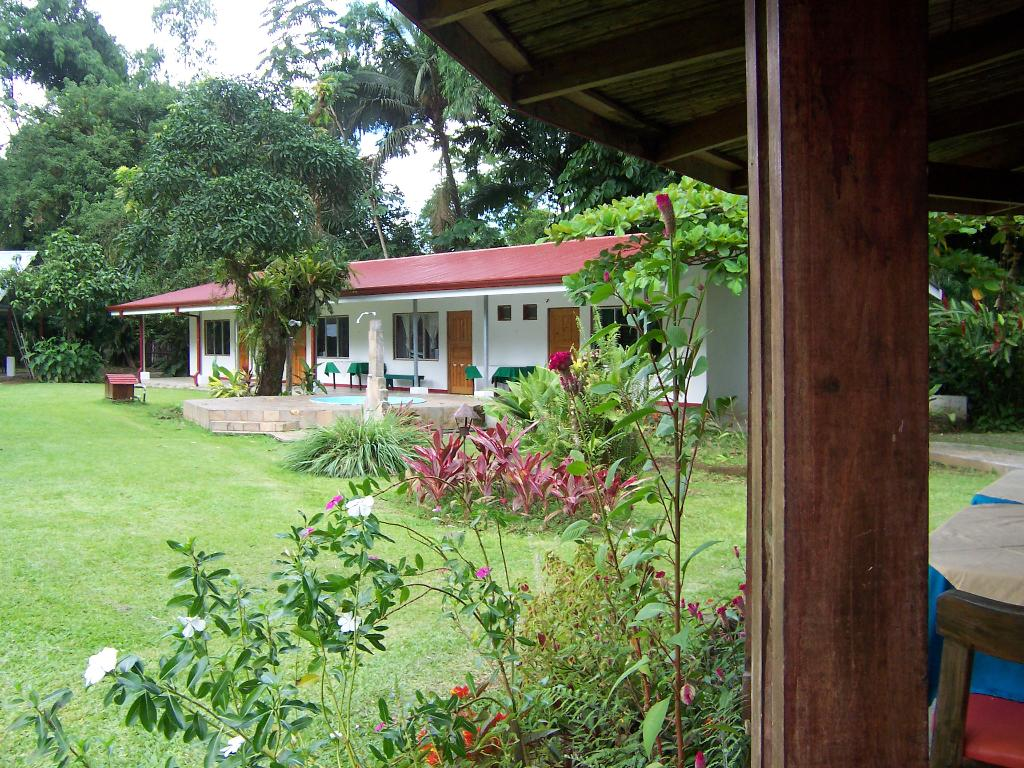Gavilan Sarapiqui River Lodge