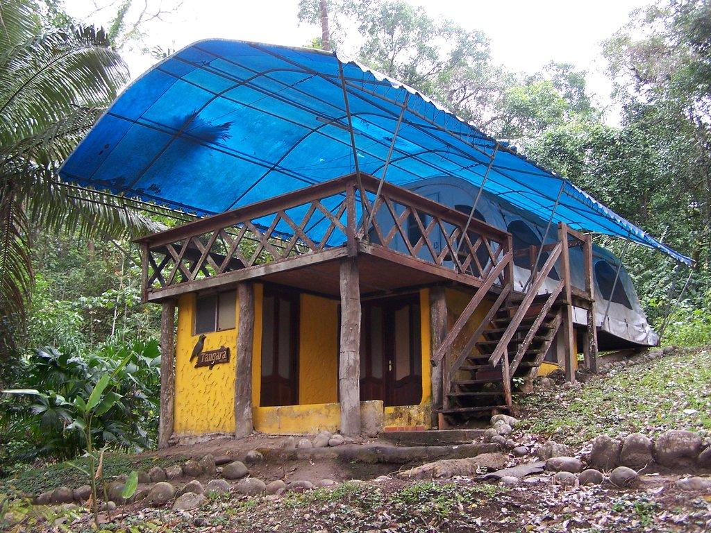 Mataracu Tent Camp