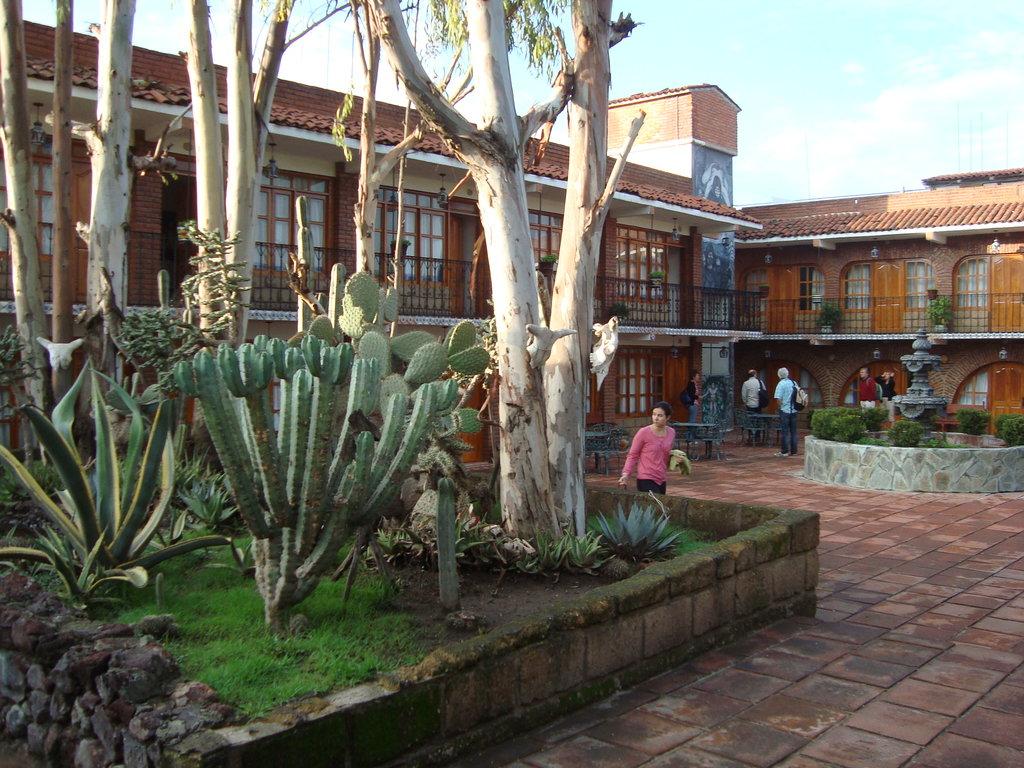 Hotel Hacienda Cuitlahuac