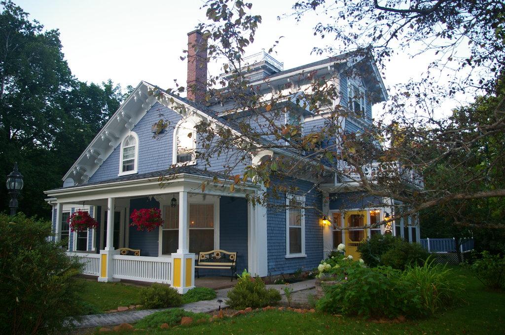 The Dawson House