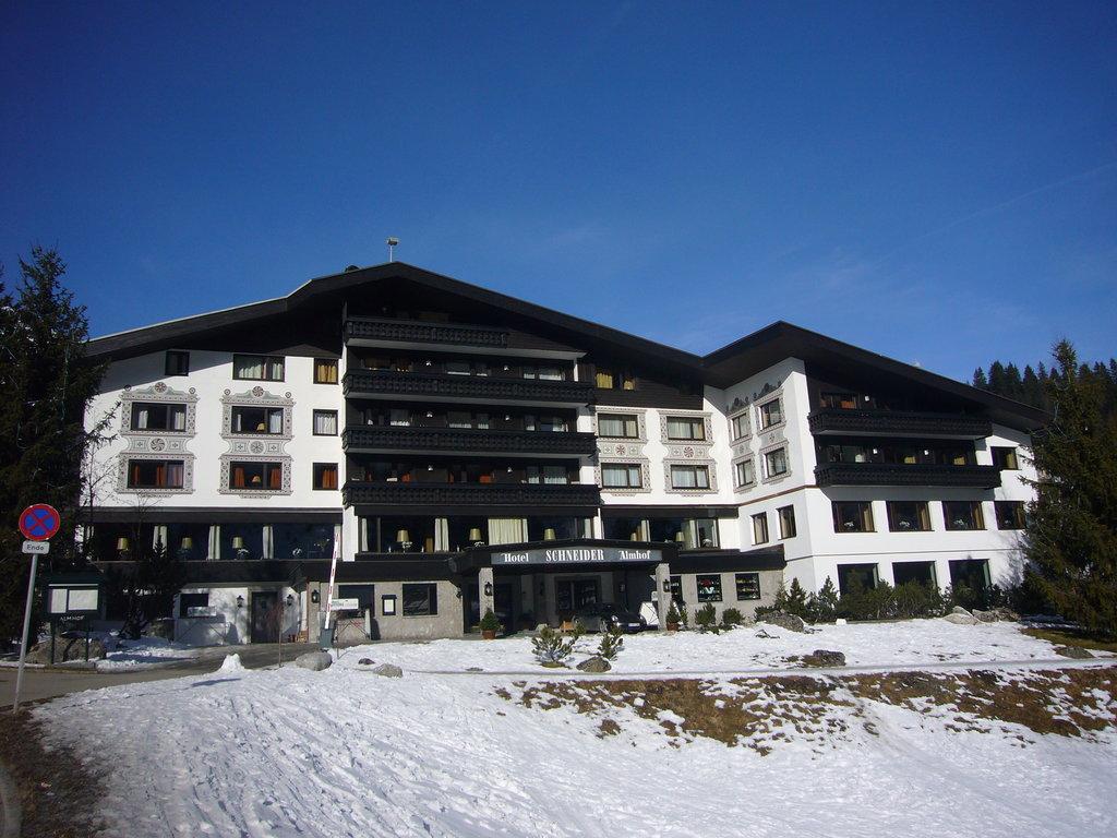 Hotel Schneider Almhof