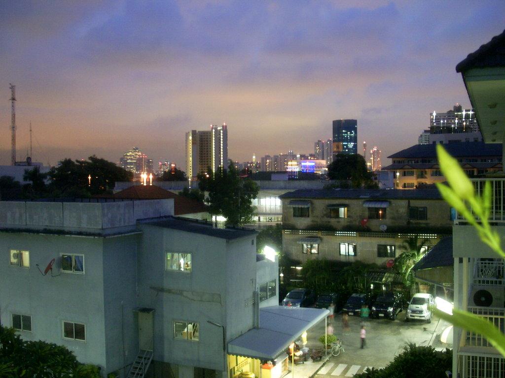 Yannawa Residence Bangkok
