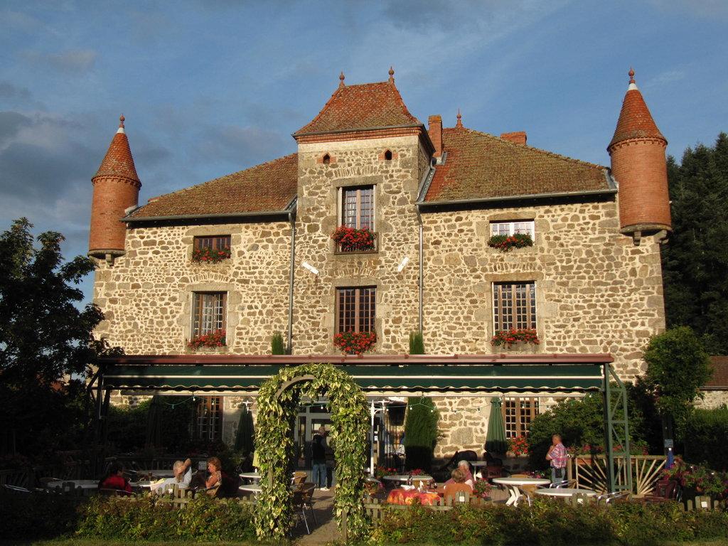 Auberge du Chateau de Bobigneux