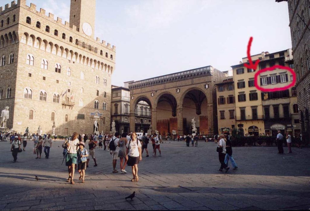 Soggiorno Antica Torre