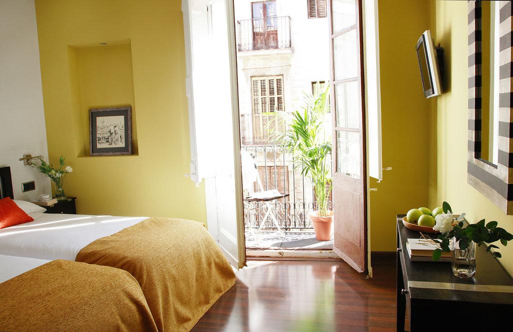 巴塞羅那哥特區豪梅一世公寓之音酒店