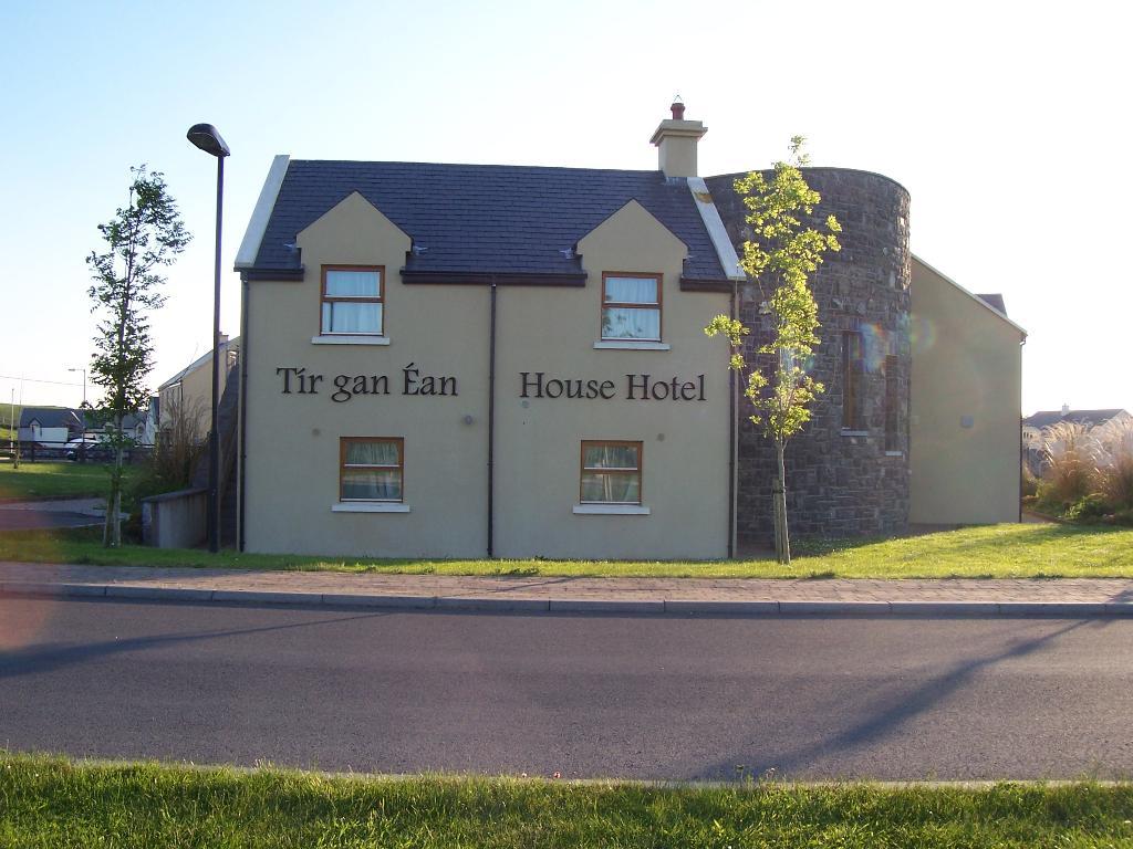 Tir gan Ean House Hotel