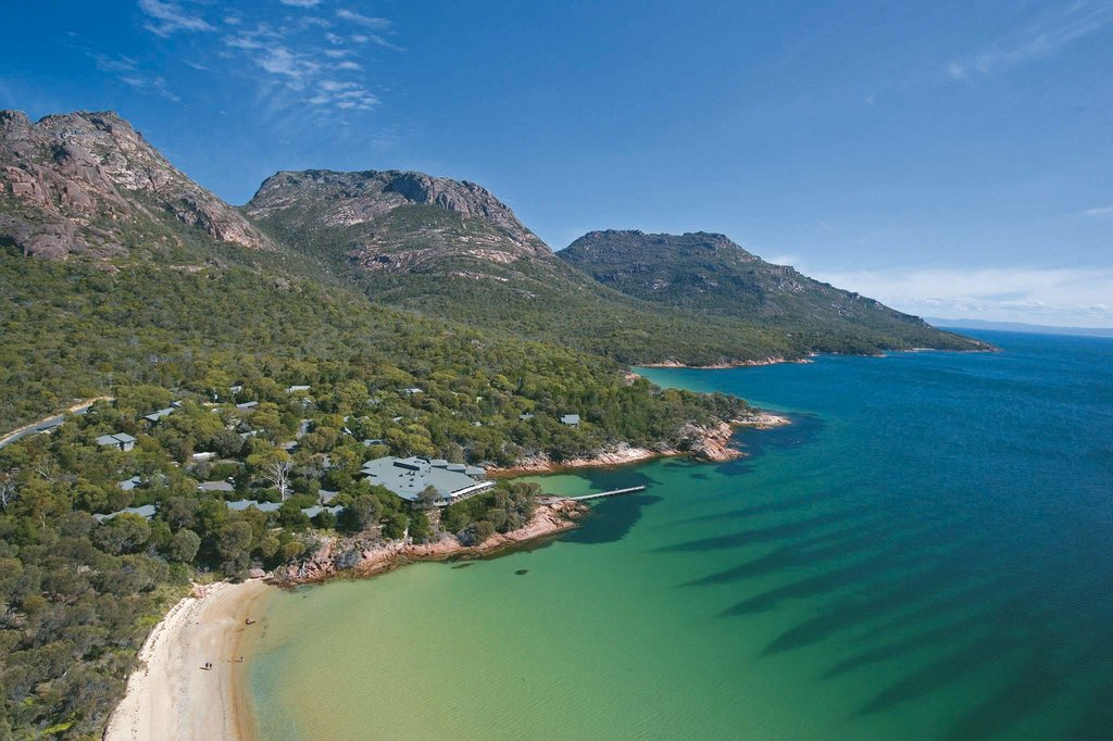 ‪Freycinet Lodge‬