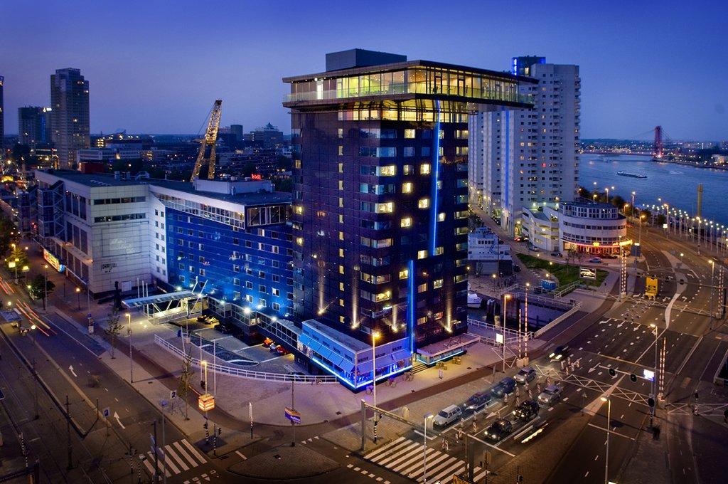 인텔 호텔 로테르담 센터