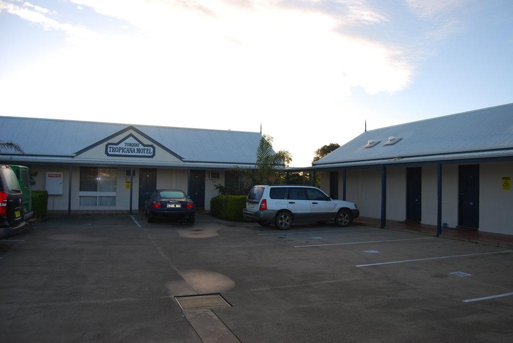 Torquay Tropicana Motel
