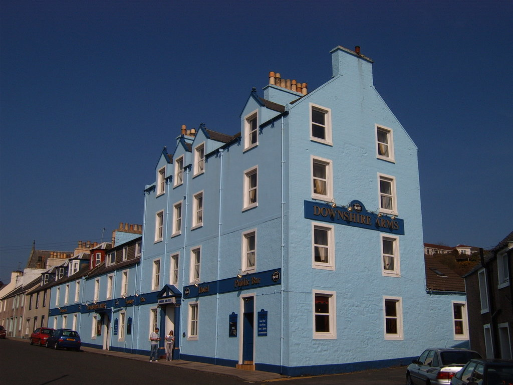‪The Downshire Hotel‬