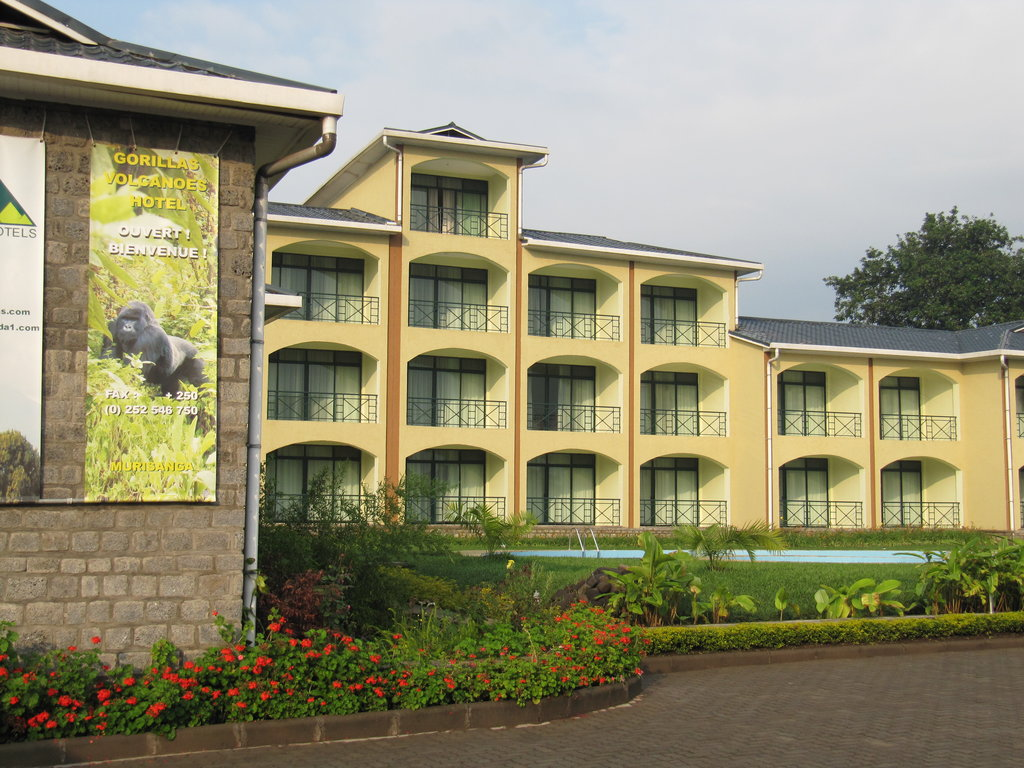Gorillas Volcanoes Hotel