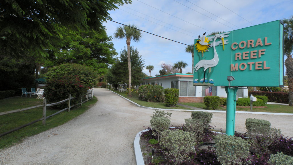 Coral Reef Motel