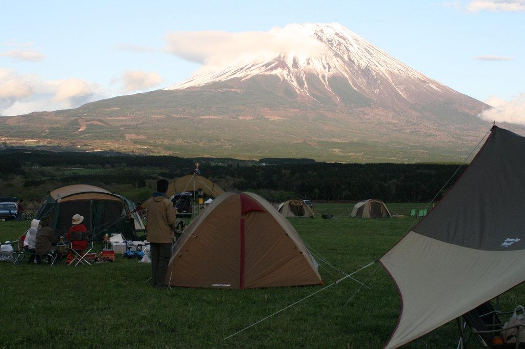 Fumotoppara Camp Site