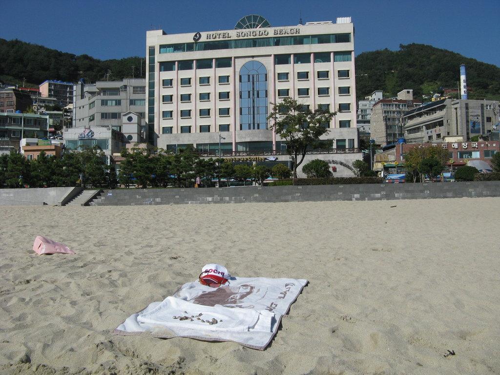 ソンド ビーチ ホテル