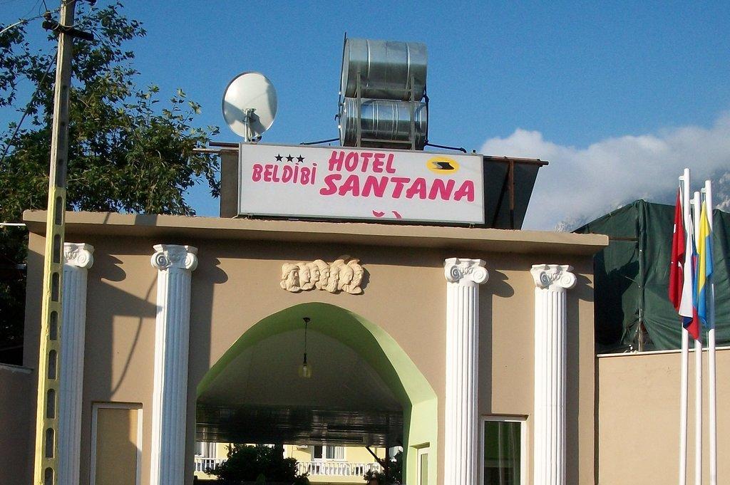 Hotel Villa Santana