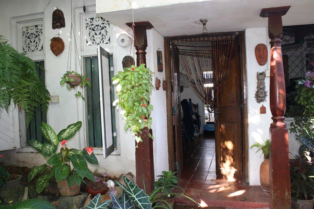 Mrs Padmini Nanayakkara's Chelsea Gardens