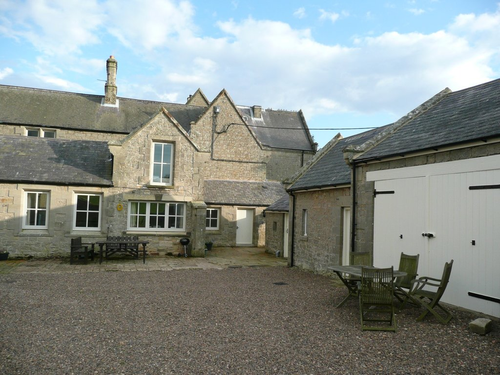 Aln Valley Cottages