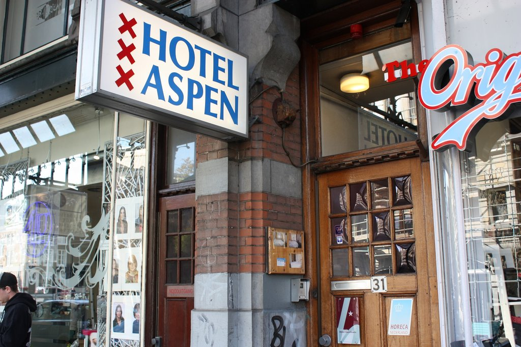 ホテル アスペン
