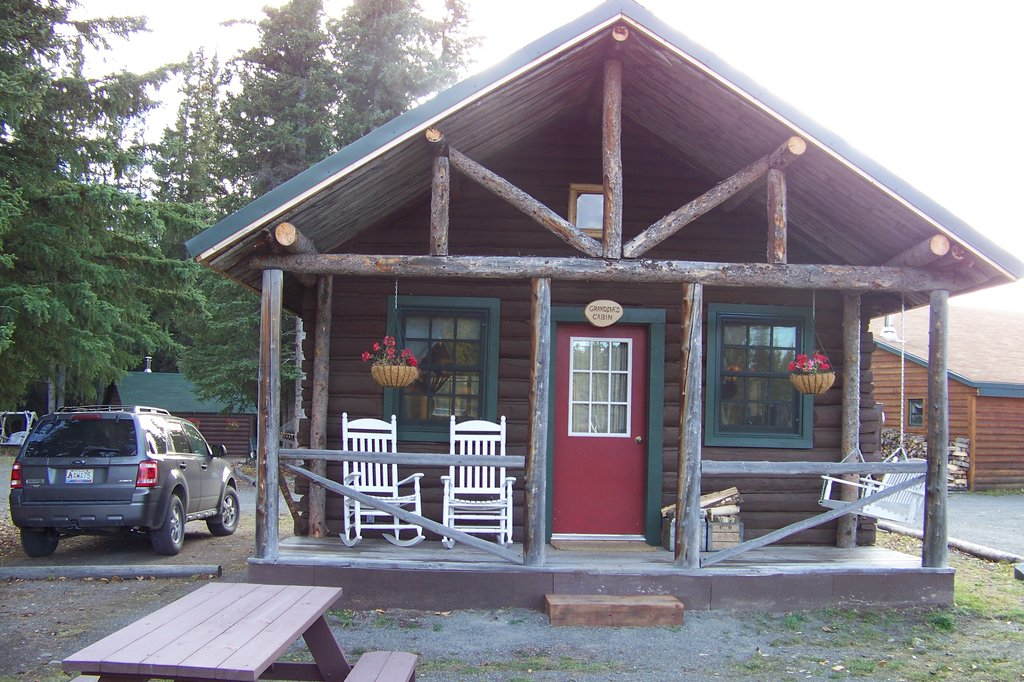 Red Eagle Lodge