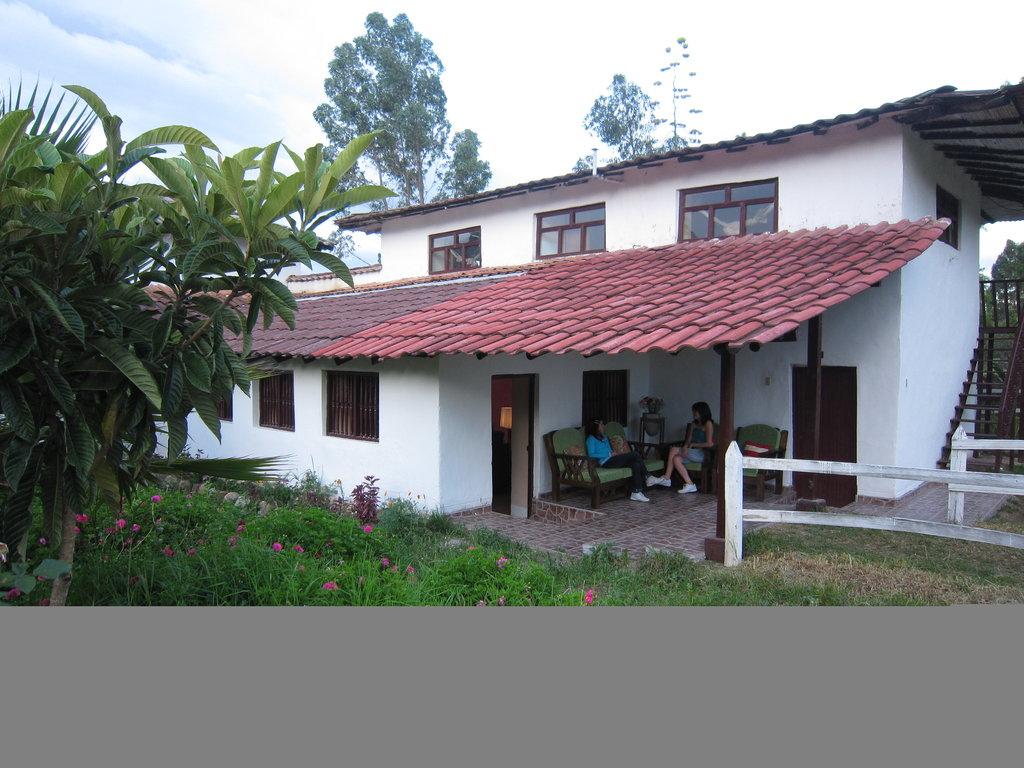 Hotel Campestre Hacienda Yanamarca