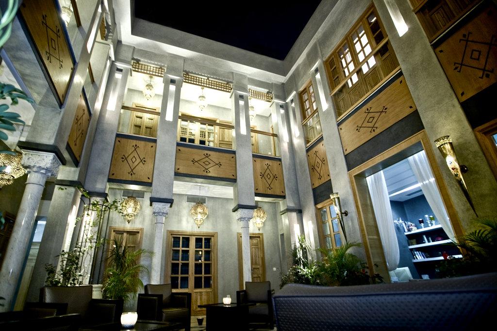 里亞德星斗東方飯店