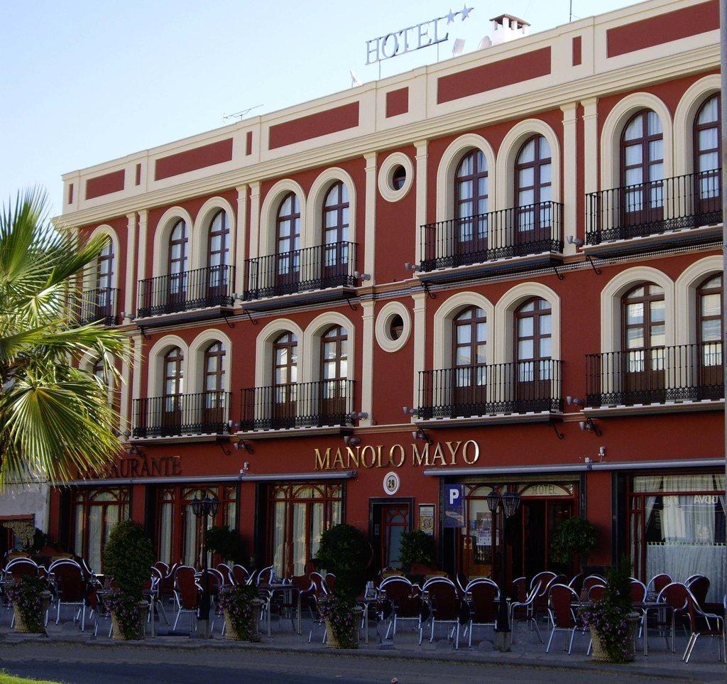 Hotel Restaurante Manolo Mayo